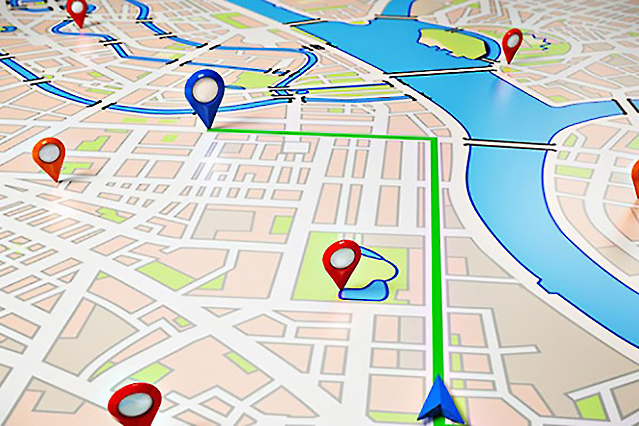 Part 2: some other iPhone real-time location tracking app