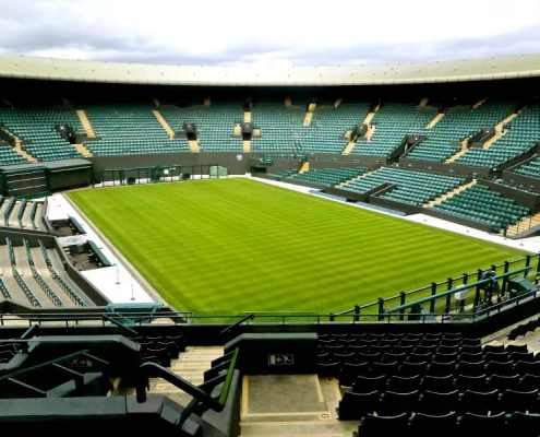 intresting facts about wimbledon