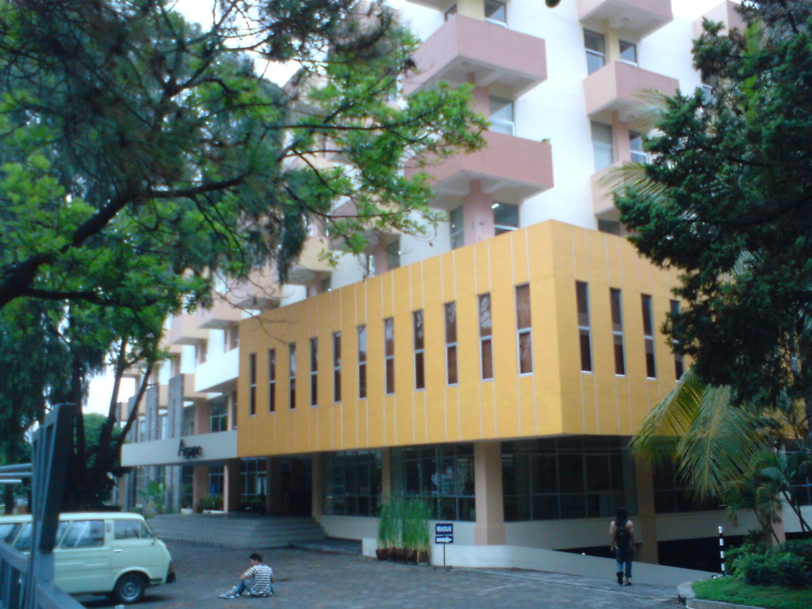 Gedung Agape