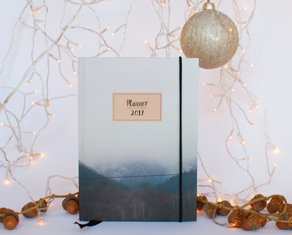 Natural yearly planner
