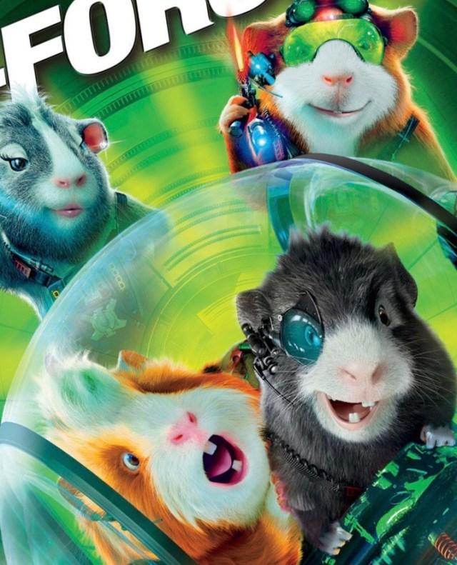 G Force A Movie Review Spy Write