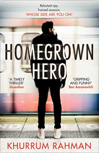 Homegrown Hero Cover