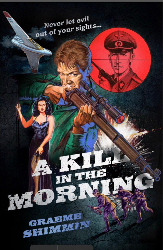 A Kill in the Morning cover