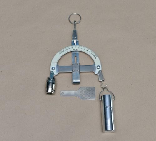 Прилад для визначення питомої ваги бурового розчину ВПВ–01