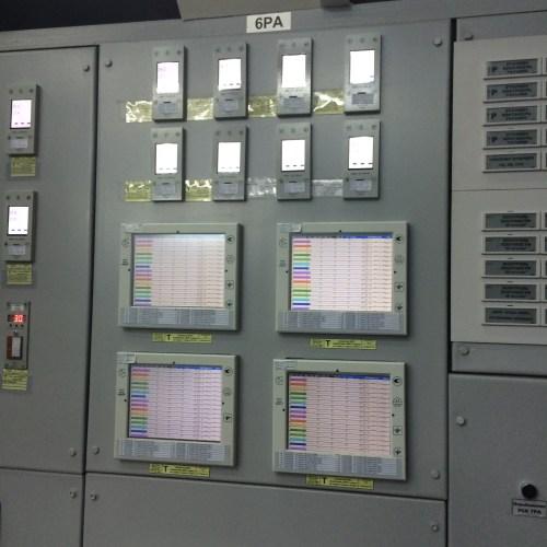 Наша продукция на щите управления АЭС