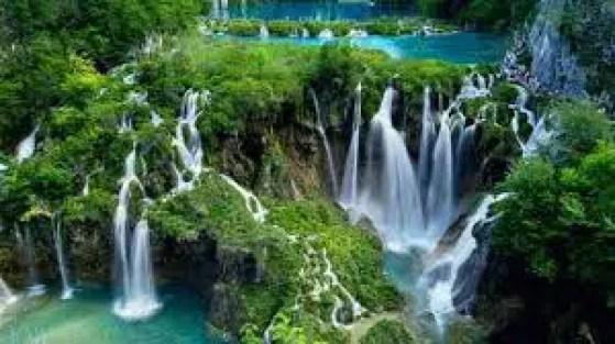 عجائب الماء السبع