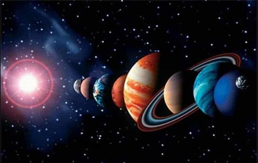 الكواكب الاخرى