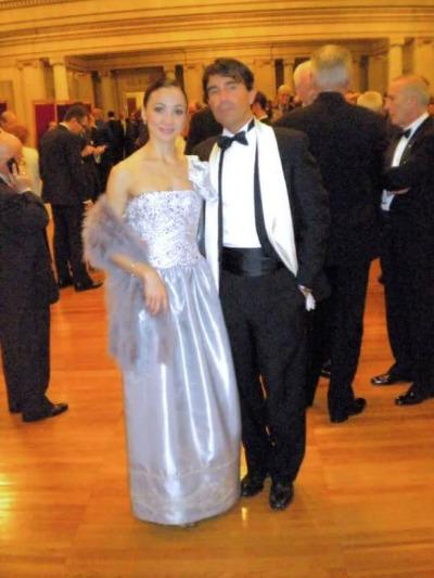 Lara Montanaro, Balerina e Teatrit Alla Scala të Milanos