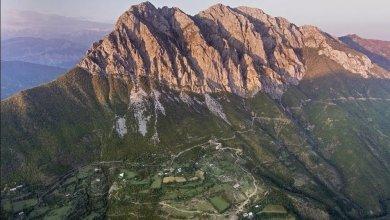 Malet e Shqipërisë Pashku