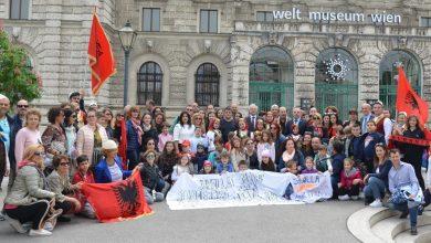 Gjurmë shqiptare në Vienë