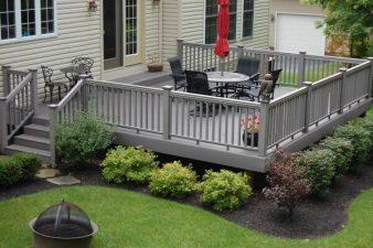 decks and patios types designs