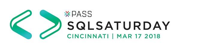 I'm Speaking at SQL Saturday Cincinnati!