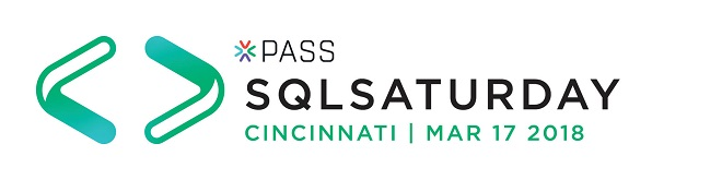 I'm Speaking at SQL Saturday Cincinnati!
