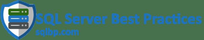 SQL Server Best Practices