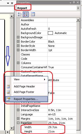 SQL Server - Export SSRS Report to PDF in Landscape Format   SQL
