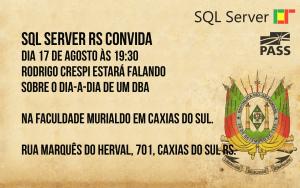 Encontro nr 4 de 2015 na Murialdo Caxias do Sul