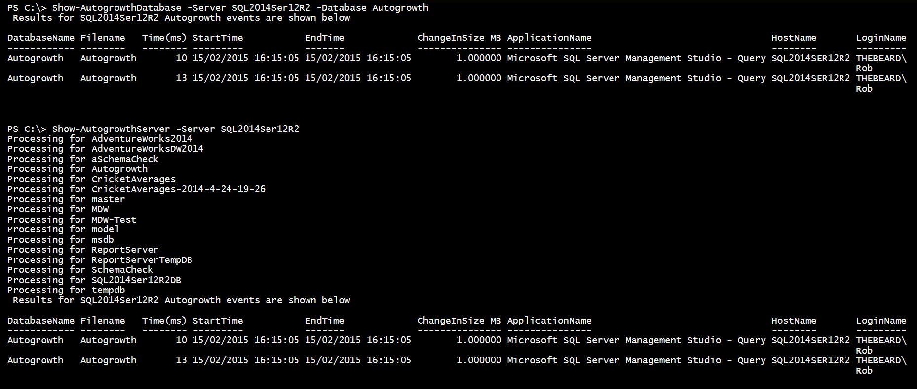 Powershell   SQL DBA with A Beard   Page 11