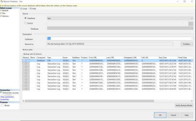 Azure | SQL DBA with A Beard