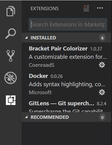 01 - open extensions