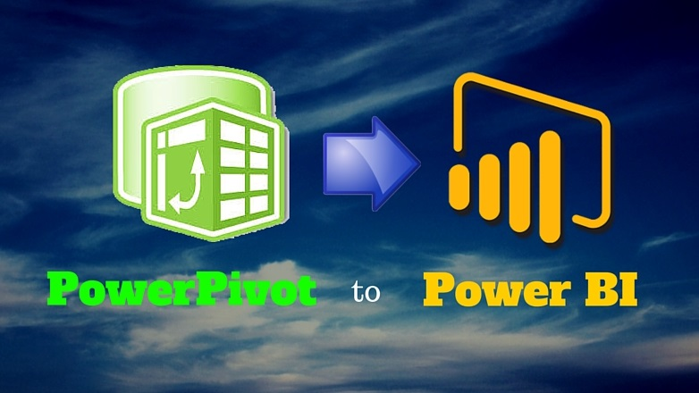 Importing Power Pivot & Power View into Power BI | Data and