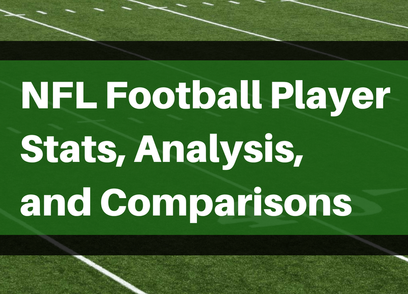 Power BI NFL Football Stats Comparisons and Analysis Report is now