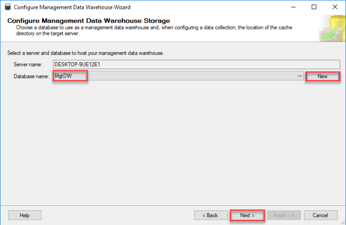 SQL Server Data Collection and Management Data Warehouse – A