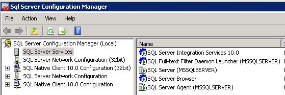 Relocating SQL Server System Databases without Access to the