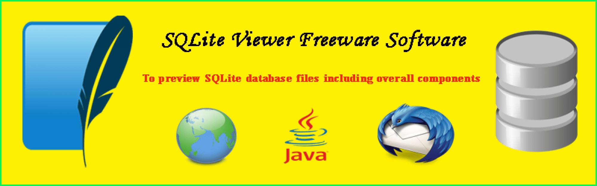 SQLite Viewer Mac Provides Possibility to View SQLite