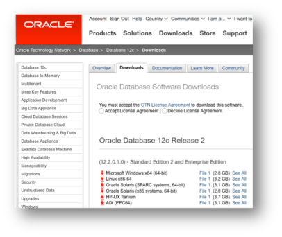 Oracle Database 12c now available on Docker | SQLMaria