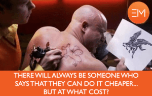 The Cost of Hiring Cheaper Consultants