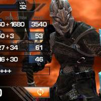 infinityblade stats