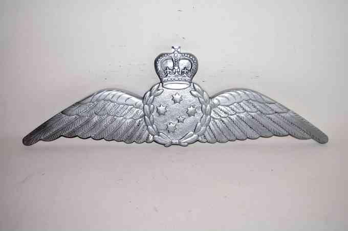 Raaf Air Combat Officer Aco Brevet Plaque Squadron Nostalgia Llc