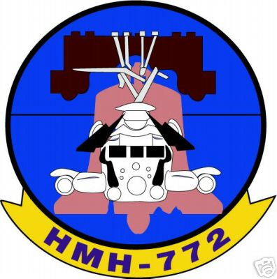 HMH-772 logo