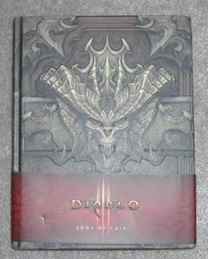 Cover Diablo III: Book of Cain Review Diablo III: Book of Cain Review Cover1
