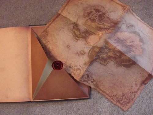 HiddenMap Diablo III: Book of Cain Review Diablo III: Book of Cain Review Map End