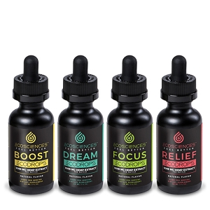 EcoScience EcoDrops 10mL / 30mL Combo Pack