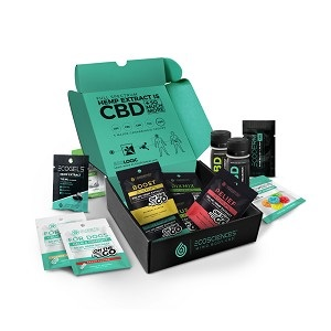 Eco Science CBD Products Sampler