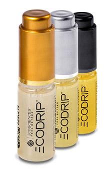 EcoScience EcoDrip Vape Gold, Platnium, Onyx