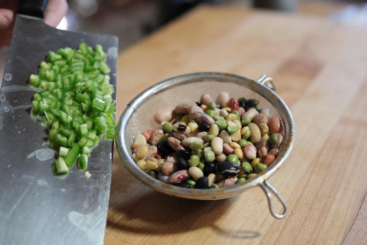 Moki Beans Mix