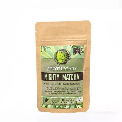 Brothers Apothecary Mighty Matcha