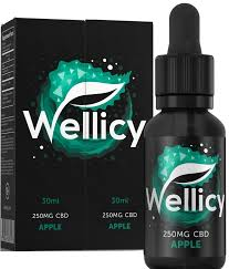 Wellicy CBD Oil Apple