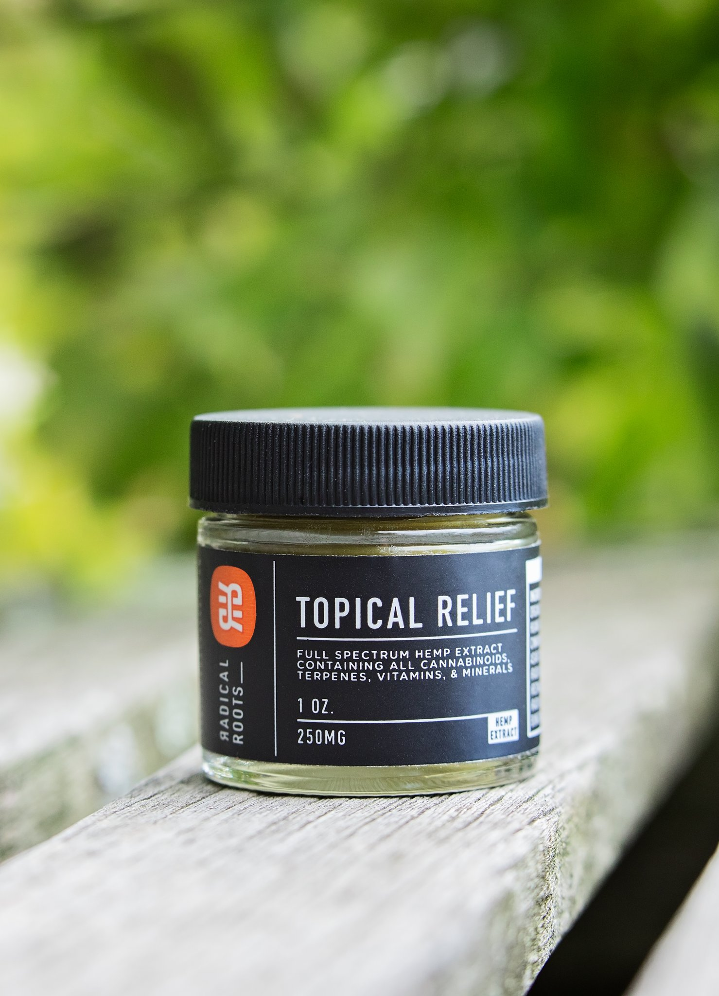 Radical Roots Topical Relief