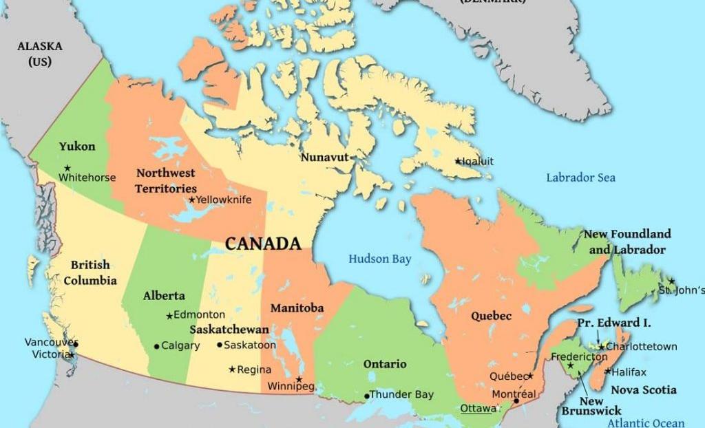 Square Block - Canada