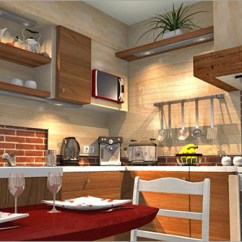 Kitchen Layout Ideas Cabinet Door Replacement Lowes Perfect Layouts Homebyme Helps Bring Your Interior Design To Life In 3d