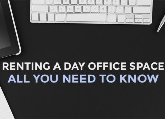renting a day office