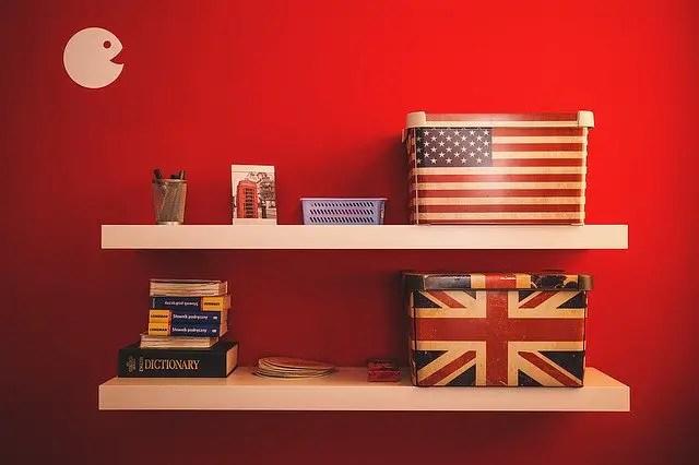 organized brighten up your dorm room