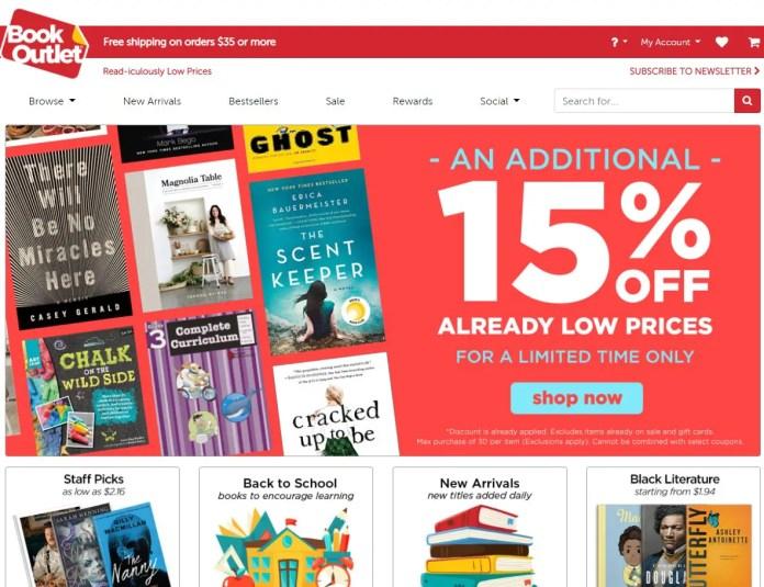 bookoutlet.com buy cheaper books