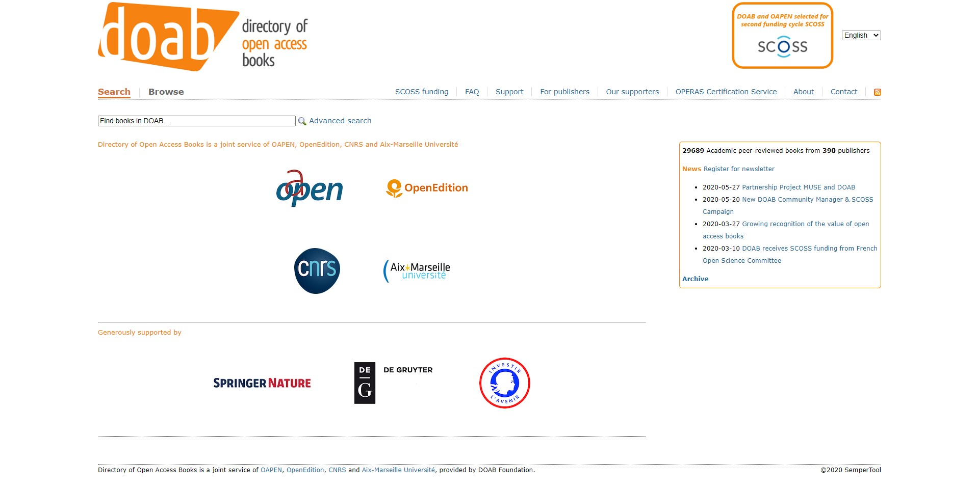 doabooks.org free college textbooks website