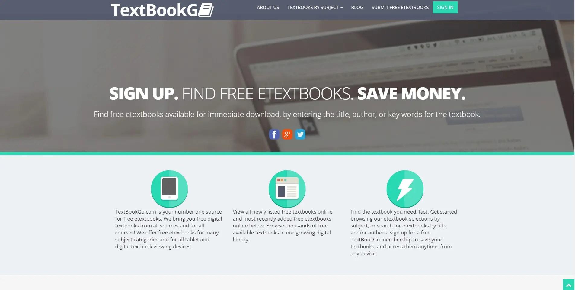 textbookgo online free textbook resource