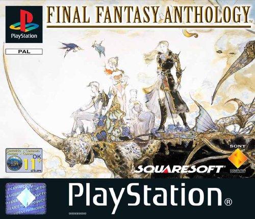Final Fantasy Anthology Square Haven